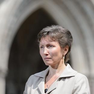 Bicester Advertiser: Marina Litvinenko, the widow of the former KGB spy Alexander Litvinenko who was poisoned with radioactive polonium-210,  today won a ruling in the latest round of her legal battle for a public inquiry into her husband's death.
