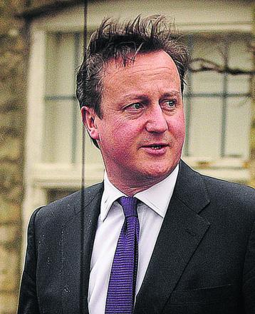Prime Minister and Witney MP David Cameron