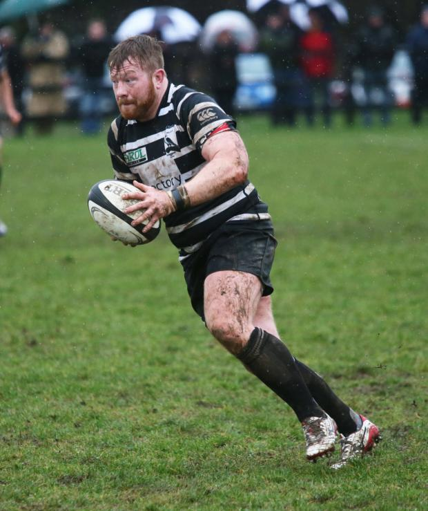 Bicester Advertiser: Joe Winpenny returns for Chinnor after concussion