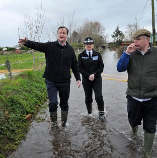 Government 'lost control' on floods