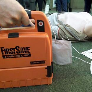 Research suggests a shortage of defibrillators and a lack of public awareness could be costing thousan
