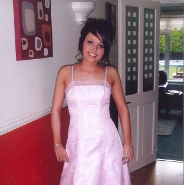 Bicester Advertiser: Hollie Gazzard, who died following an attack at the salon where she worked