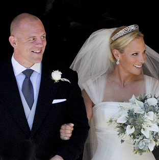 Zara Phillips and her husband Mike Tindall are the parents of baby Mia.