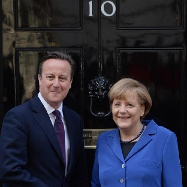 Bicester Advertiser: David Cameron has urged Russia to respect Ukraine's sovereignty.