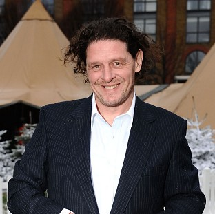 Chef Marco Pierre White's restaurants will open in selected Indigo hotels under a