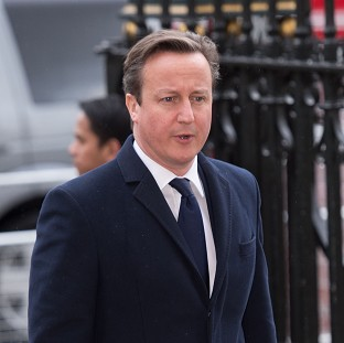 Cameron hits back over austerity