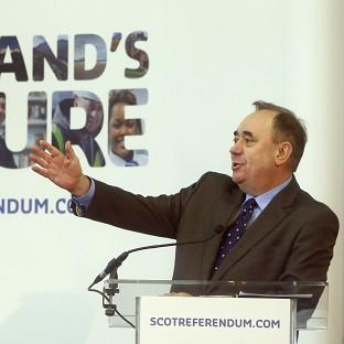 Alex Salmond is to detail his vision for Scottish independence during a lecture in London