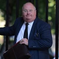 Bicester Advertiser: Eric Pickles said that the Government had worked with local authorities to freeze council tax