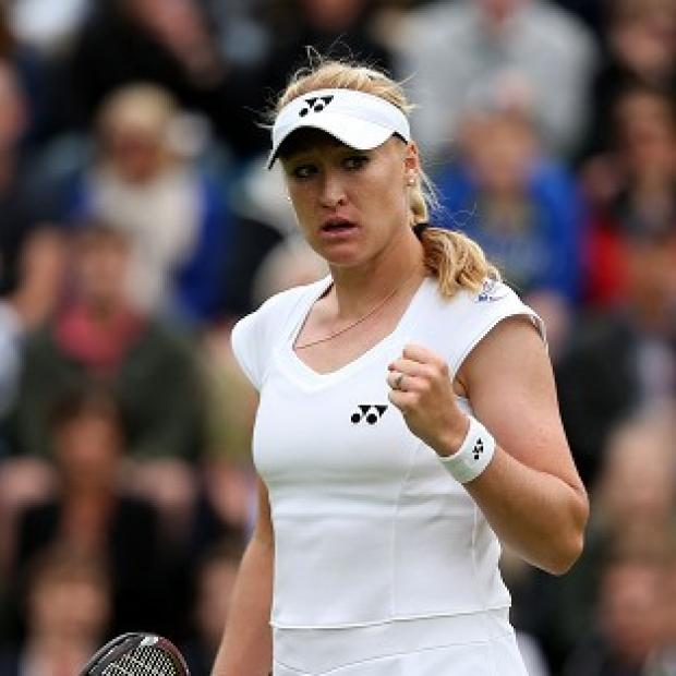 Bicester Advertiser: Elena Baltacha has been diagnosed with cancer of the liver