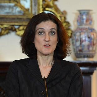 Theresa Villiers says the controversial scheme to deal with fugitive republicans wanting to enter the UK is at an end