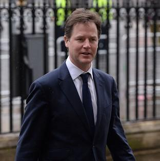 Bicester Advertiser: Deputy Prime Minister Nick Clegg has condemned Vladimir Putin's 'outdated mentality'