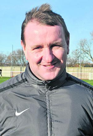 Didcot Town joint boss Ian Concannon