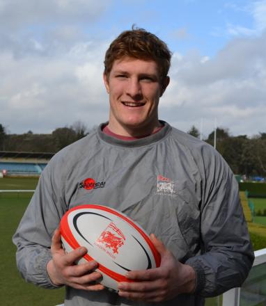 John Quill is relishing being part of London Welsh's promotion campaign