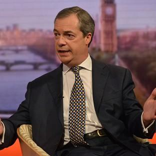 Ukip leader Nigel Farage reiterated denials to claims that he had an affair with his spokeswoman Annabelle Fuller