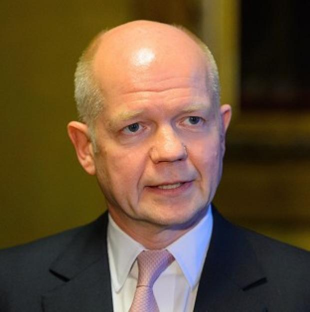 "Bicester Advertiser: Russia must face ""economic and political consequences"" over Crimea, says Foreign Secretary William Hague"