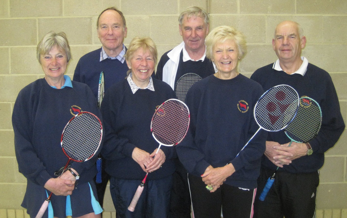 BADMINTON: Oxon teams make nationals