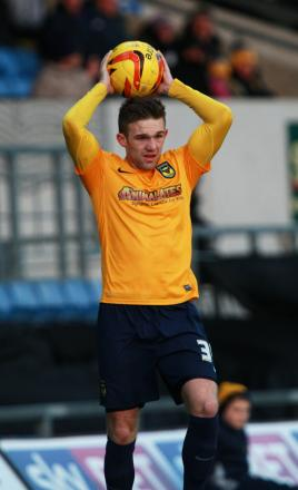 Matt Bevans could come back into the Oxford United line-up to face Hartlepool tonight