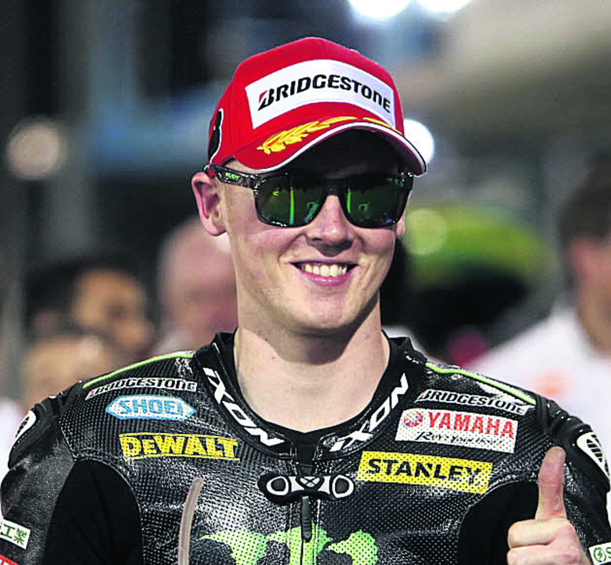 Bradley Smith gained big confidence boost