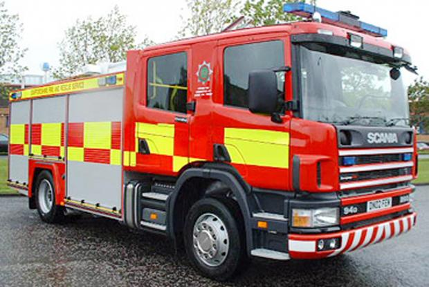 Bicester Advertiser: Firefighters will attend