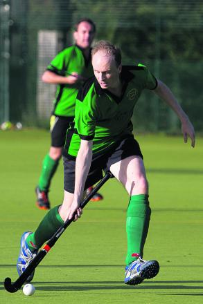 Dave Sutcliffe hit ten of Bicester's goals in a 16-0 win against South Bucks