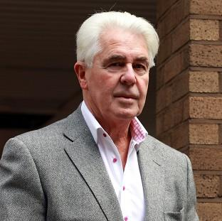Bicester Advertiser: Publicist Max Clifford arrives at Southwark Crown Court where he is accused of a total of 11 counts of indecent assault against seven women and girls