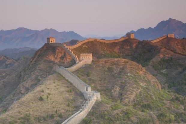 Bicester Advertiser: The Great Wall of China