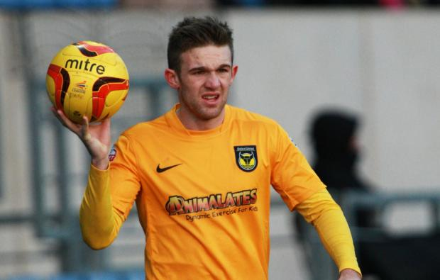Matt Bevans is urging his Oxford United side to cut out the bad errors and return to winning ways at Dagenham today