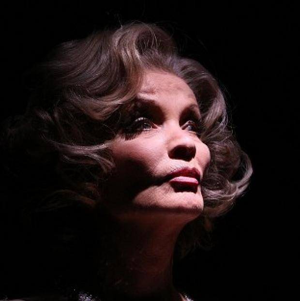 Bicester Advertiser: Former soap star Kate O'Mara, pictured here as Marlene Dietrich, has died aged 74