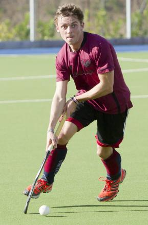 Matt Richardson is one of three Oxford Brookes players leaving Hawks