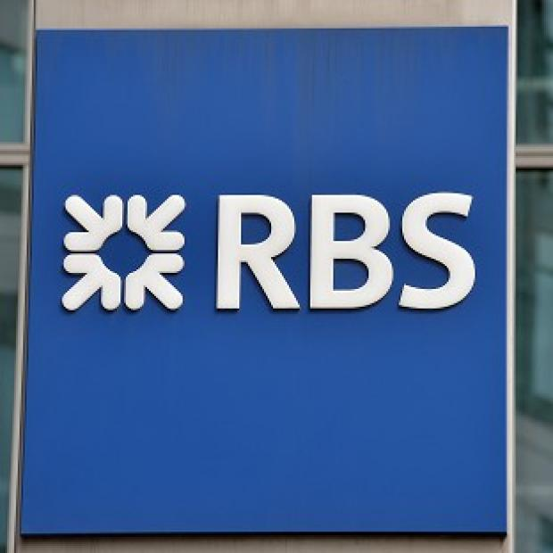 Bicester Advertiser: Royal Bank of Scotland has seen a 30% fall in branch transactions since 2010