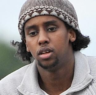 Bicester Advertiser: Mohammed Ahmed Mohamed was last seen fleeing a London mosque in a burka