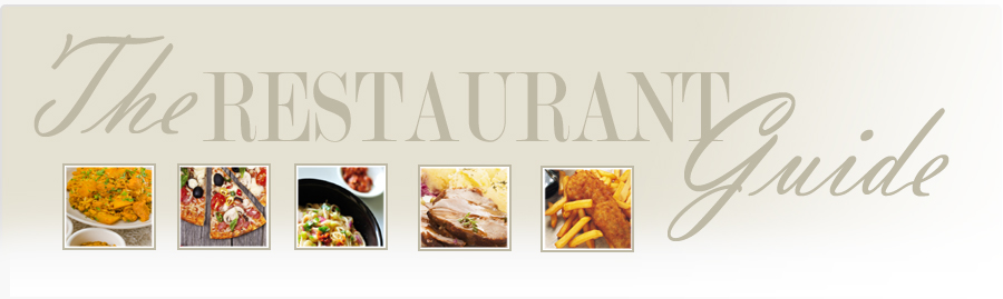 Bicester Advertiser: Restaurant Guide page image