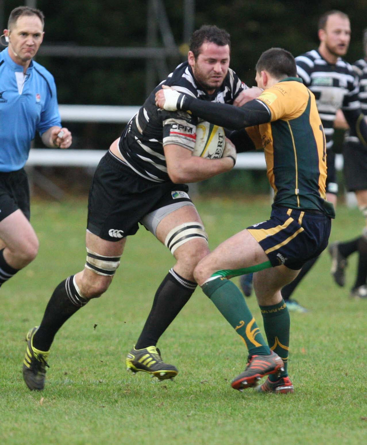 Liam Gilbert is back for Chinnor's clash against Taunton Titans tomorrow