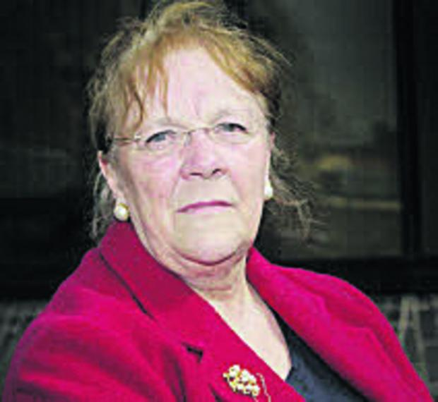 Oxfordshire County Council's cabinet member for education Melinda Tilley