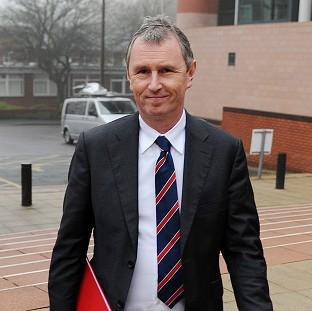 Bicester Advertiser: Former deputy speaker of the House of Commons Nigel Evans faces nine charges of sexual offences