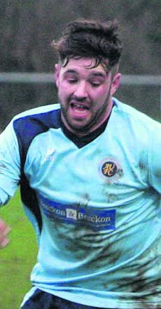 Steve Howkins scored Ardley United's opener against Reading Town