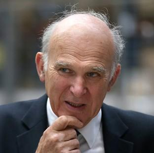 Bicester Advertiser: Business Secretary Vince Cable has warned firms to curb excessive pay deals and bonuses