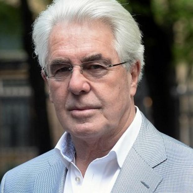 Bicester Advertiser: Publicist Max Clifford arrives at Southwark Crown Court in London