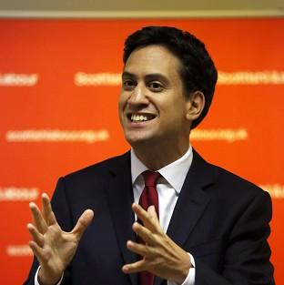 Ed Miliband and his shadow cabinet will campaign against Scottish independence.