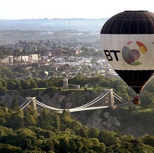 The Government has allocated funds for green projects in Bristol.