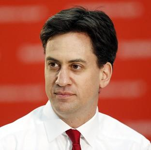 Ed Miliband says David Cameron is the