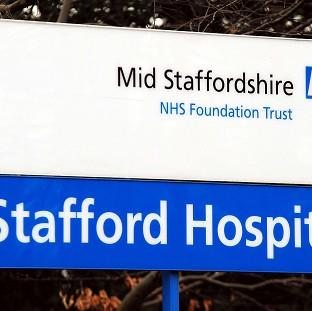 John Moore-Robinson died of an undiagnosed ruptured spleen after being treated at Stafford Hospital following a bike accident