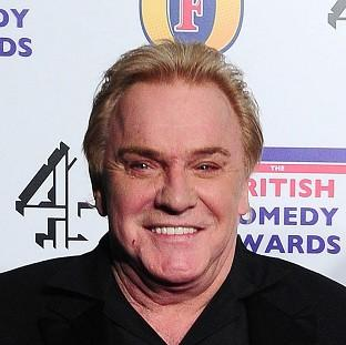 Bicester Advertiser: The CPS has said there is not enough evidence to prosecute comedian Freddie Starr over alleged sex offences