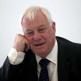 Bicester Advertiser: Lord Patten is standing down with immediate effect