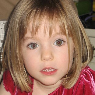 Madeleine McCann went missing while on holiday in Portugal on May 3, 2007