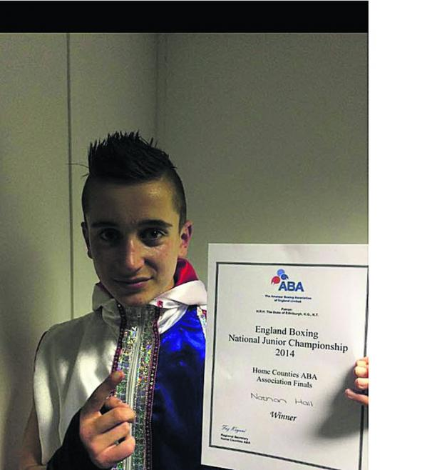 Bicester Advertiser: Nathan Hall