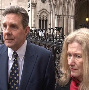 Paul and Sandra Dunham were ordered to hand themselves in to police ahead of being extradited to the US