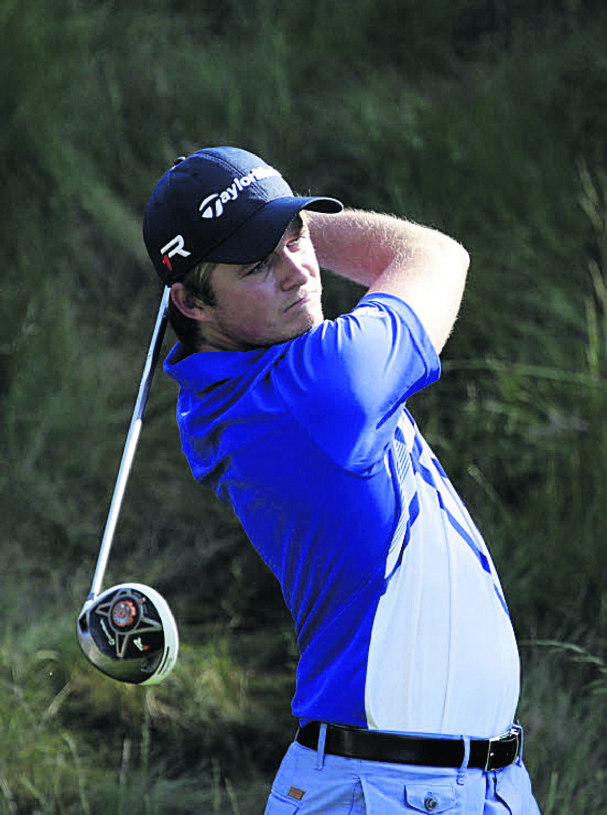 Eddie Pepperell is on a Spanish glory bid