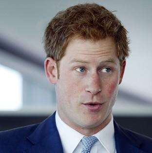Prince Harry is carrying out a four-day tour which will include visits to Estonia and Italy