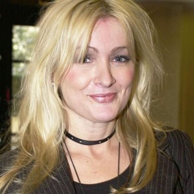 Bicester Advertiser: Caroline Aherne has previously been treated for bladder cancer and retinoblastoma